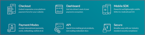 features of Razorpay