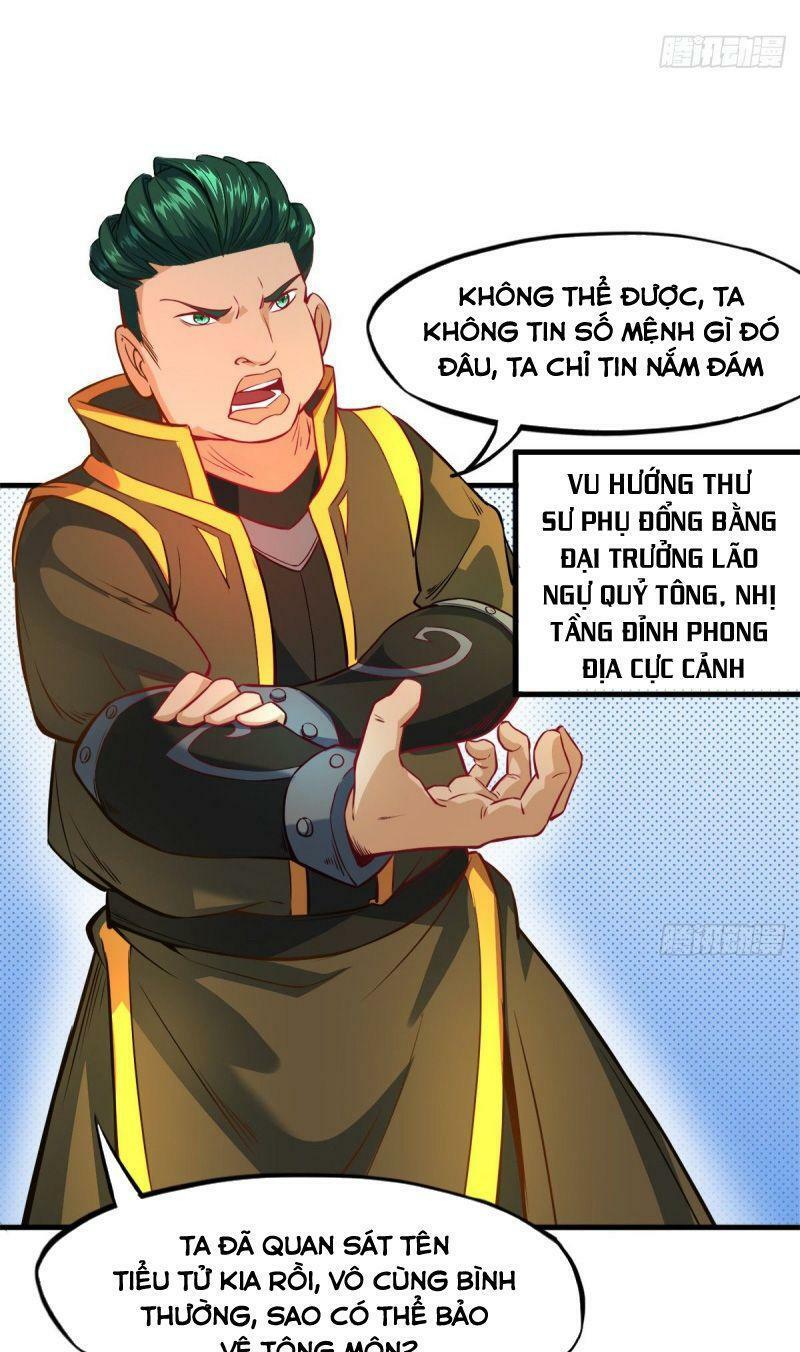 Thủ Vệ Nhất Thần  Chapter 6 - upload bởi truyensieuhay.com