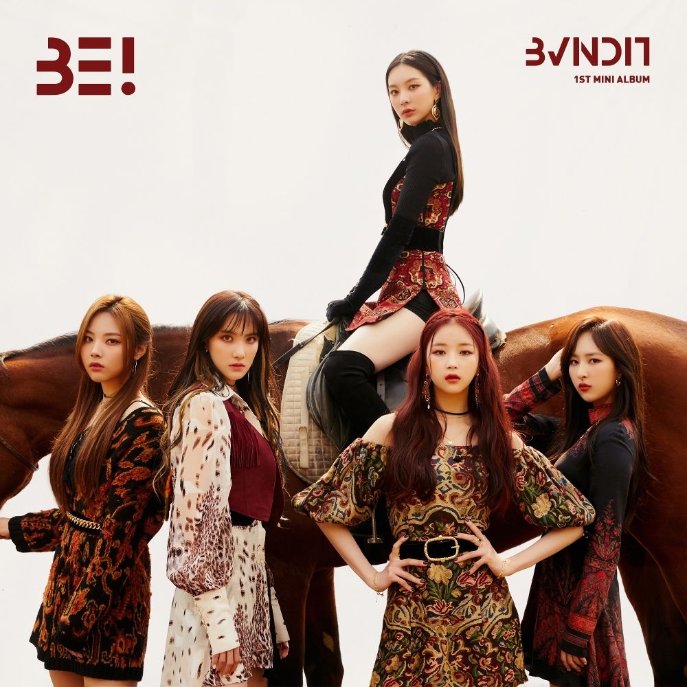 BVNDIT – BE! – EP (ITUNES PLUS AAC M4A)