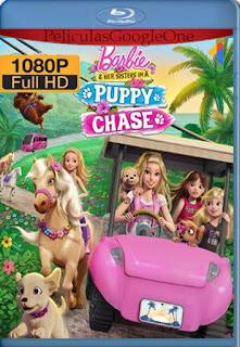 Barbie y sus Hermanas en la Busqueda de Perritos (2016) [1080p WEB-DL] [Latino-Inglés] [LaPipiotaHD]