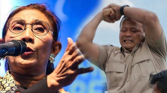 Anggap Bu Susi Nasionalis, Fadli Zon Ingatkan Menteri Edhy Bijak soal Benih Lobster