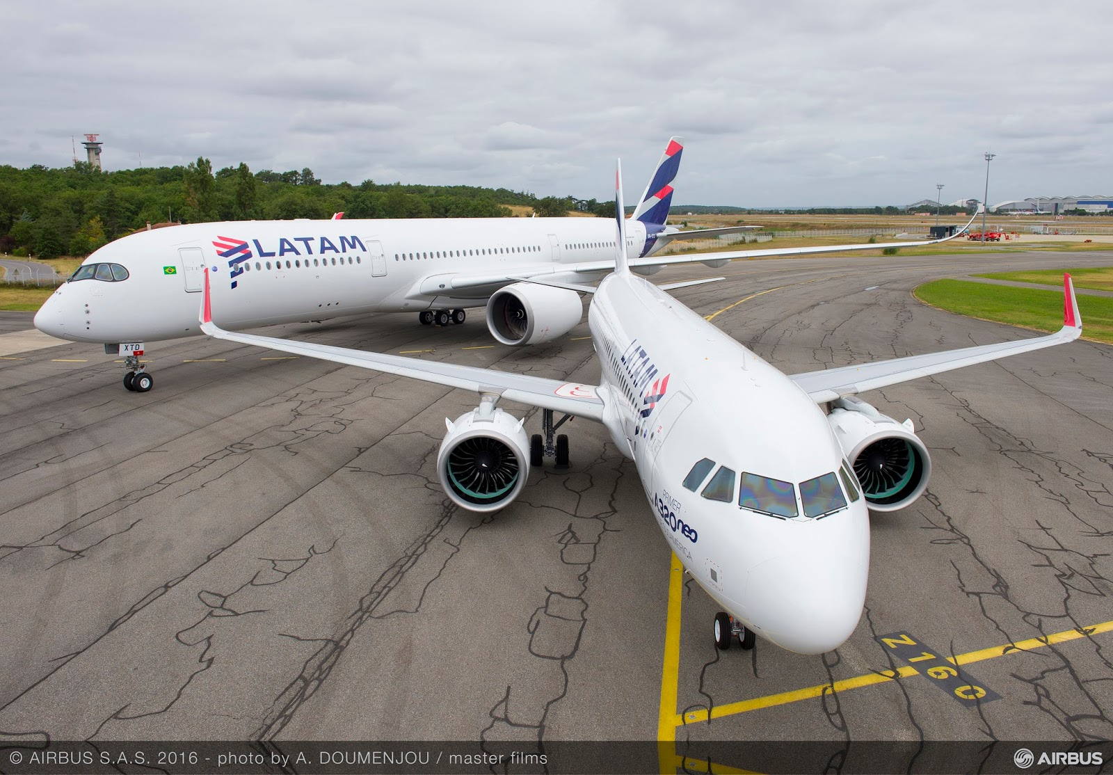 LATAM Group reports preliminary operating results for September 2016