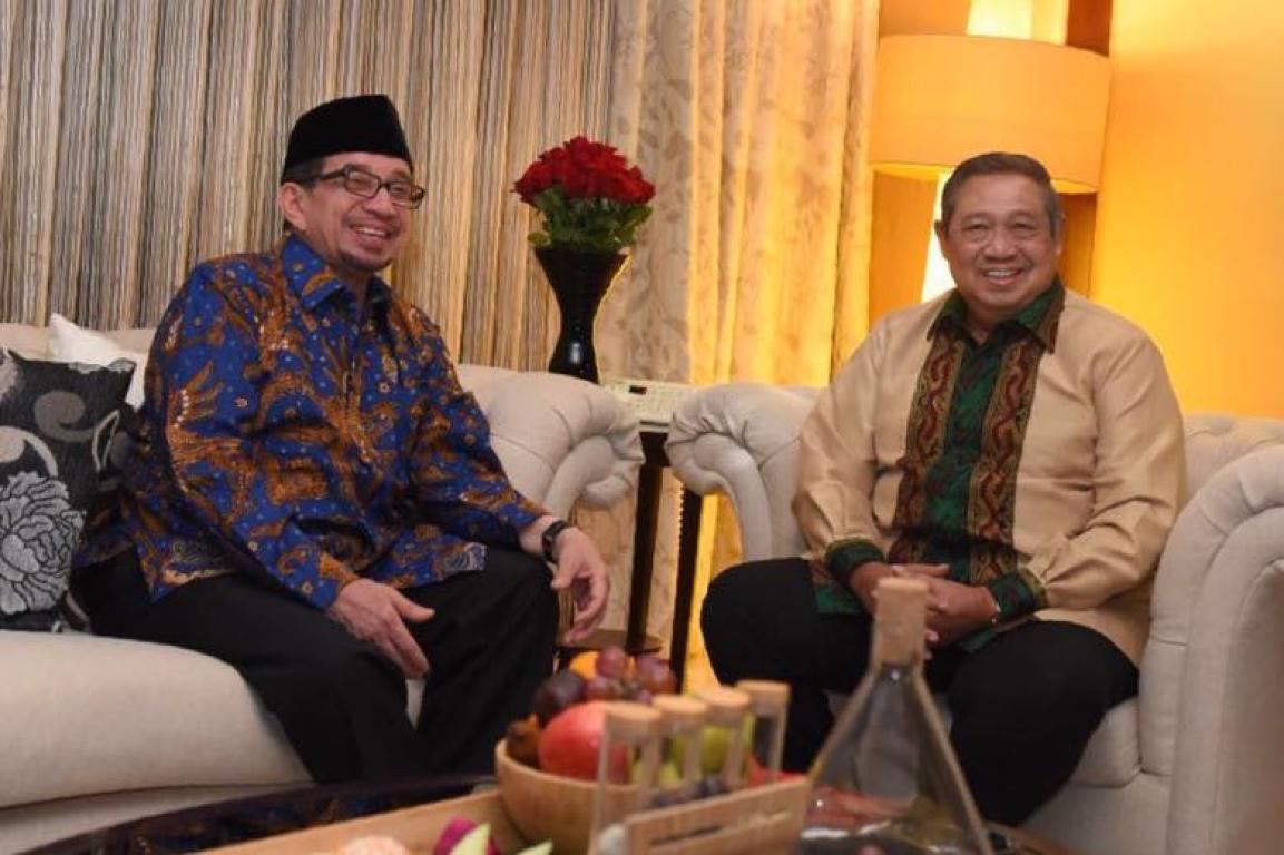 Habib Salim Tak Masalahkan Jika Wapres Prabowo Adalah UAS