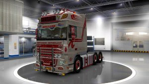 Stanley Truck – DAF XF 105 version 1.5
