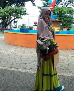 Taman Kota Agung Tanggamus Lampung