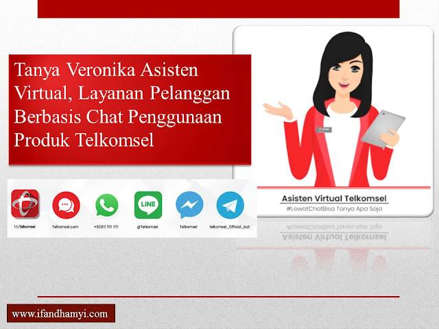 Tanya Veronika Asisten Virtual