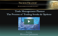 the trade management planner webinar - technitrader