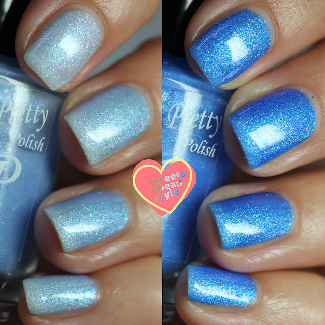 Paint It Pretty Polish Aurora's Tear Drop swatch by Streets Ahead Style