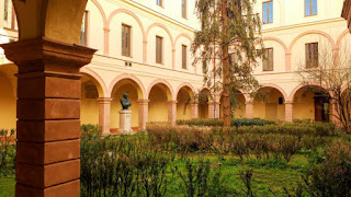 The Conservatory of Parma was named after Arrigo Boito, who was the author of several libretti for Verdi operas