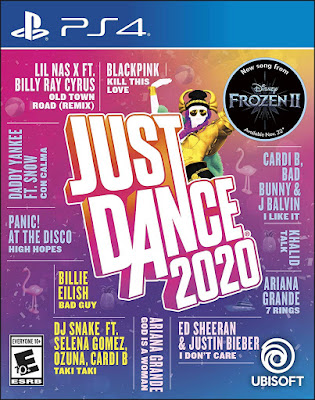 Just Dance 2020 Game Cover Ps4