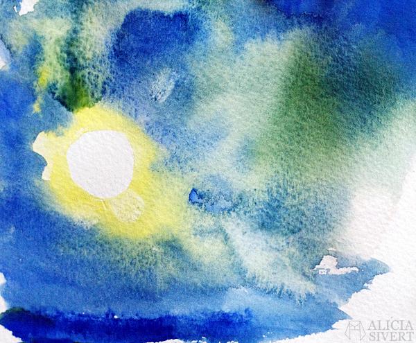 aliciasivert alicia sivertsson börja måla akvarell målarfärg skapa skapande kreativitet monthly makers färg akvarellfärg vattenfärg