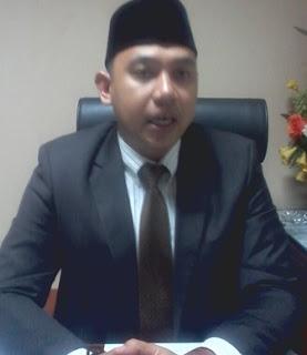 H.M.Ka'bil Mubarok,M.Hum,SH,I Wakil Ketua Komisi B DPRD