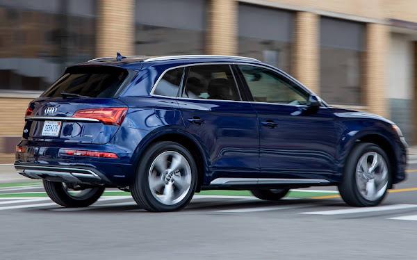 Novo Audi Q5 2021 Brasil - Preço