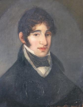 John Braham portrait de John Opie
