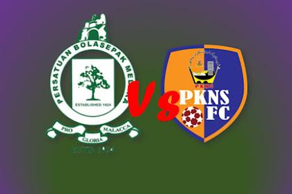 Live Streaming Melaka Vs PKNS #Piala Belia Malaysia 2019