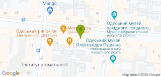 Dikiy Barbershop Одесса на Google Maps