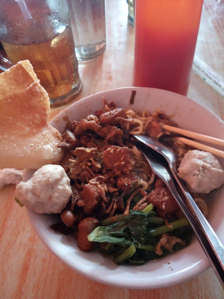 Mie Ayam Jamur Terhits di Kota Binjai