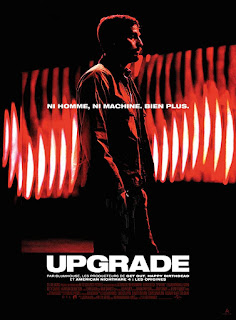 Upgrade (2018) Hindi 720p Dual Audio {Hindi+English}