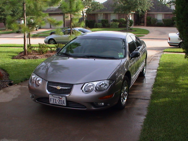Things I Think I Think 1999 Chrysler 300m