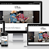 CLAIRE - PERSONAL & RESPONSIVE BLOGGER TEMPLATES
