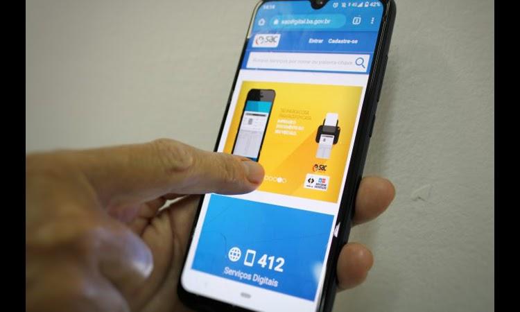 Detran-BA avança em serviços digitais para consolidar um novo ciclo no atendimento ao cidadão
