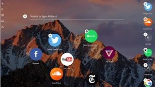 Inilah Opera Neon, Sebuah Konsep Baru Browser Masa Depan