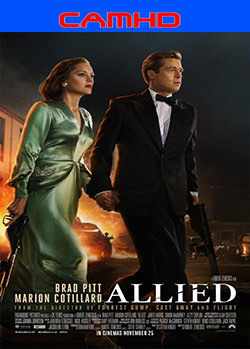 Aliados (Allied) (2016) CAMHD