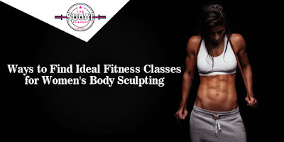 Ways to Find Ideal Fitness Classes for Women's Body Sculpting