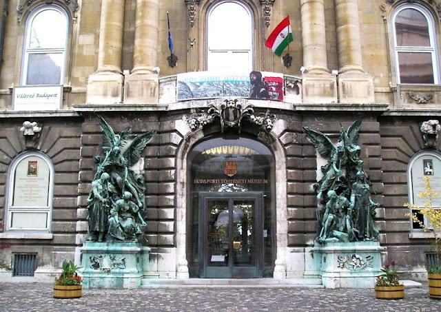 Museu de História de Budapeste, Budapeste