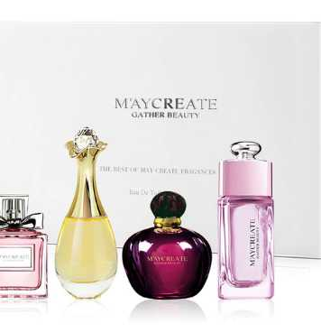 Original Fragrance Natural Perfume Women Long Lasting JEAN MISS Brand