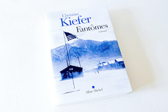 Lundi Librairie : Fantômes - Christian Kiefer