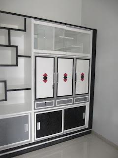 Lemari Desain Custom Sesuai Pesanan  Semarang Furniture