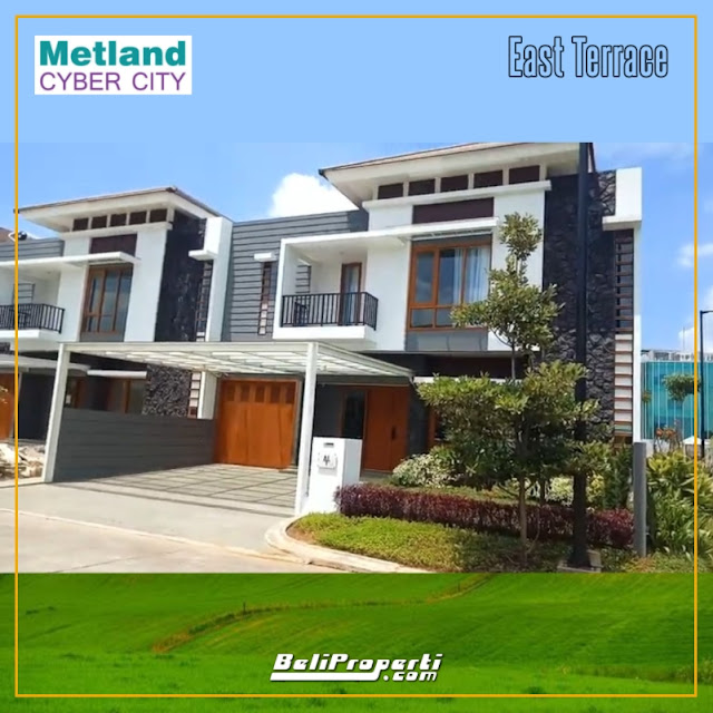 metland cyber city cluster east terrace
