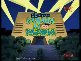 "Shinchan's Special Episode ""Kazama Ka Pajama"""