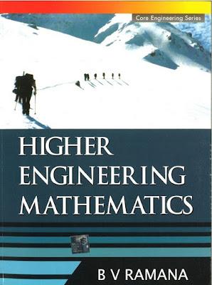 Higher Engineering Mathematics by B. V. Ramana PDF Book Download