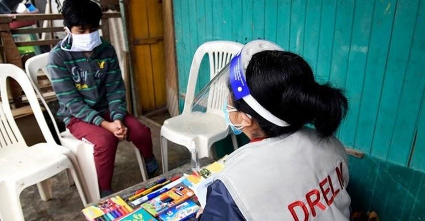 MINEDU: Deserción escolar en Lima se redujo a la mitad en el 2020