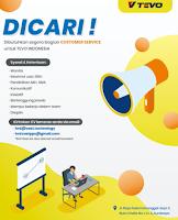 Open Recruitment at TEVO Indonesia Surabaya Januari 2021