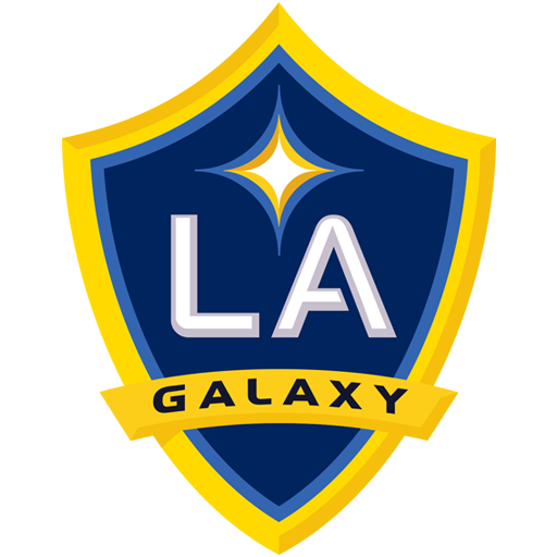 512×512 Los Angeles Galaxy logo