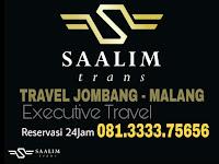 Jadwal SAALIM TRANS Travel Jombang Malang PP
