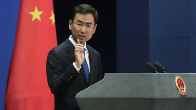 """China promete """"luchar hasta el final"""" en guerra comercial con EEUU"""