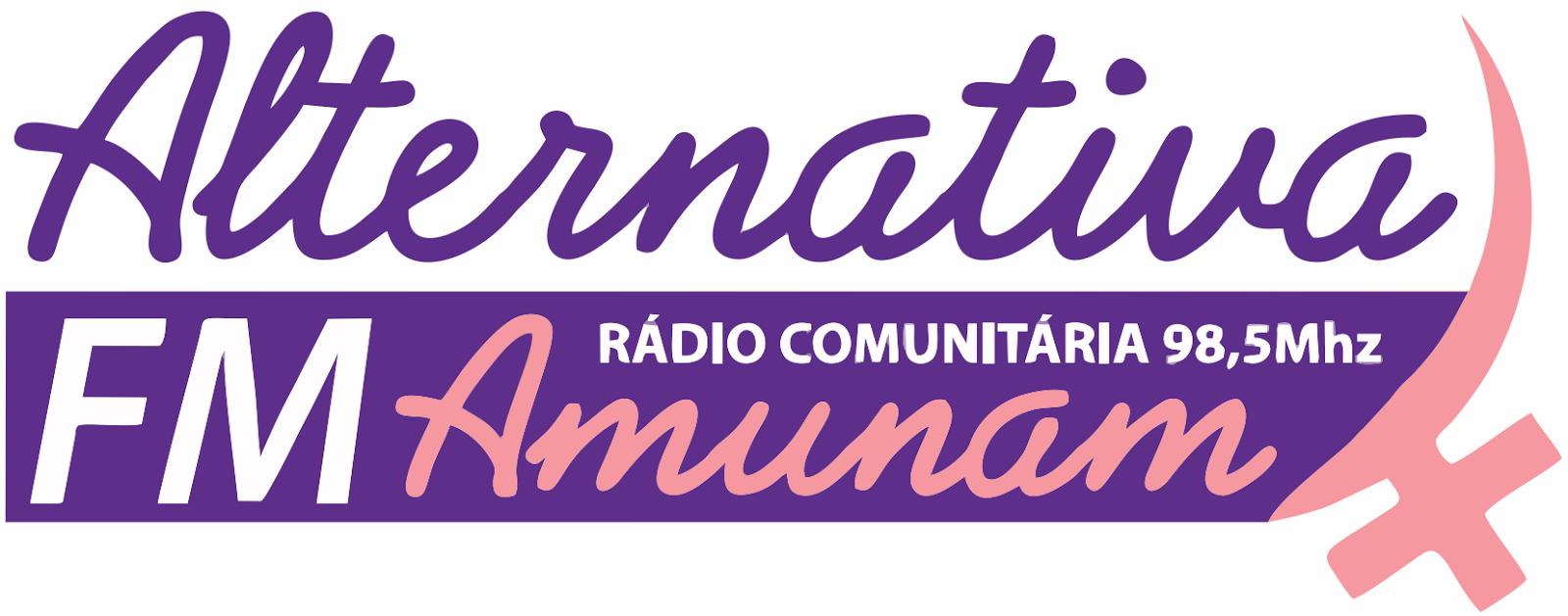 Comunicado da r dio alternativa fm blog amunam r dio for Radio boden 98 2 mhz