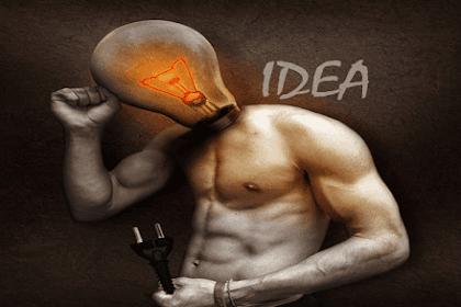 Tips dan Trik | Cara Ampuh Menemukan Ide Dengan Cepat