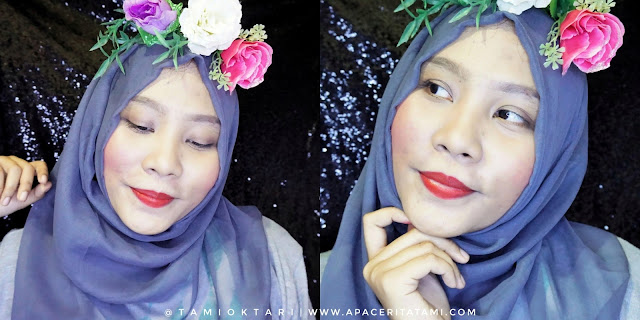 [MAKEUP OF THE DAY] Frida Kahlo Makeup Inspired with Pekanbaru Beauty Blogger
