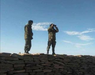 الجيش الصحراوي يُسيطر على جزء من الأراضي الوطنية التي إحتلها المغرب منذ 30 عامًا.