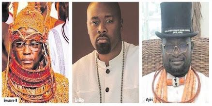 Warri Succession Crisis: Oba Of Benin Wades In, Meets Ologbotsere, Chief Ayiri Emami