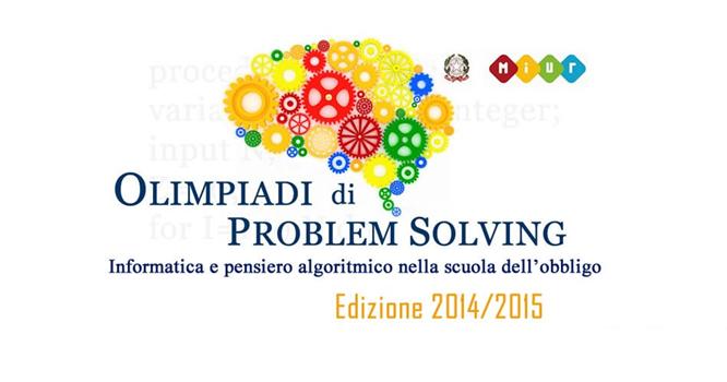 olimpiadi di problem solving 2014 soluzioni