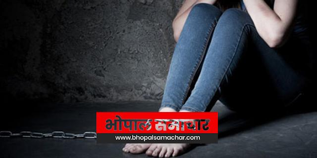 महिला का अपहरण कर 10 दिन तक दुष्कर्म किया | INDORE NEWS