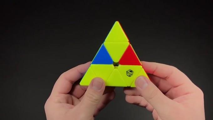 Mengenal Pyraminx: Mainan Rubik Berbentuk Piramida