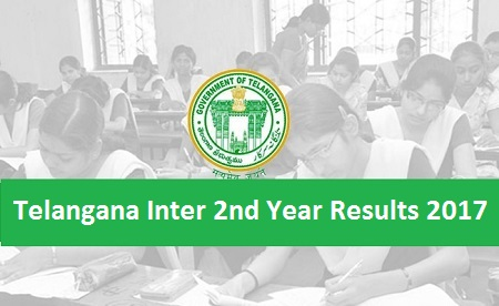 Telangana Inter 2nd Year Results
