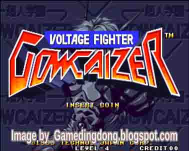 Voltage Fighter